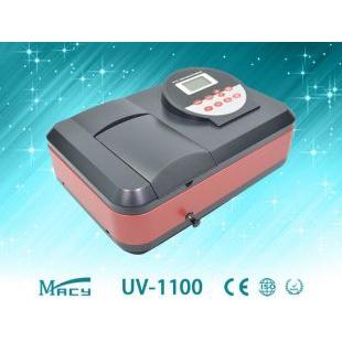 美析仪器UV-1100紫外可见光谱仪/紫外可见分光光度计