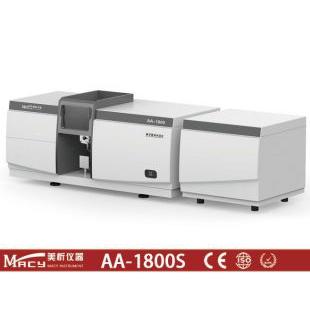 AA-1800S六灯座单石墨炉原子吸收光谱仪