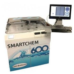 法国AMS-Alliance间断化学分析仪SmartChem600