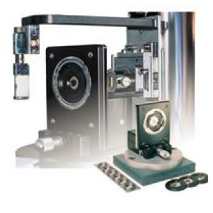 STOE X射线粉晶衍射仪配件_压片式样品架