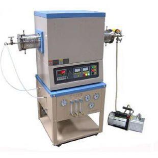 郑州天纵管式炉/高温炉T-1400ST实验室用