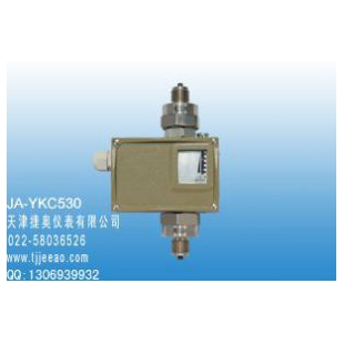JA-YKC530经济型差压力控制器