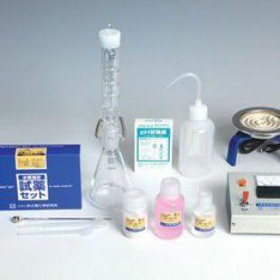 日本Kyoritsu WA-CNT(L)型低浓度全氰化物蒸馏套件