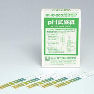 日本Kyoritsu PHG-PLS型pH试验纸