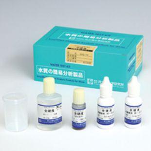 日本Kyoritsu WAD-AC-M型M酸度水质简易分析制品