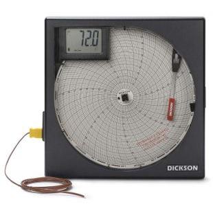 美国迪克森温度记录仪KT8P3