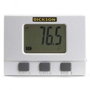 美国迪克森数显温度和湿度记录仪TM320