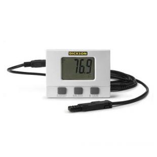 美國迪克森數顯溫度和濕度記錄儀TM325