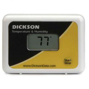 美国迪克森数字式温度和湿度记录仪TP425
