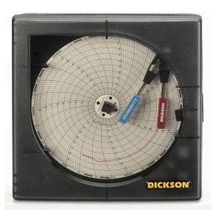 美国迪克森温湿度图表记录仪TH6P1