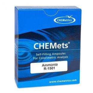 美国CHEMetrics R-1501型氨氮填充试剂盒