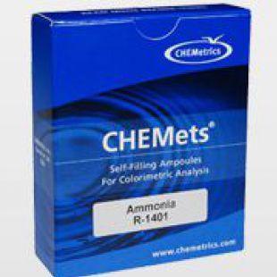 美国CHEMetrics R-1401型氨氮填充试剂盒