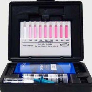 美国CHEMetrics K-2504B型氯(游离&总)测试盒