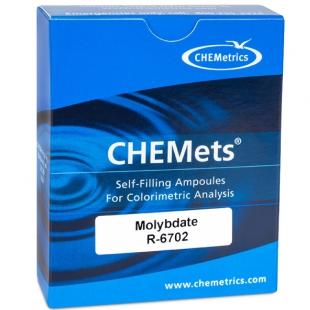 美国CHEMetrics R-6702型钼填充试剂盒