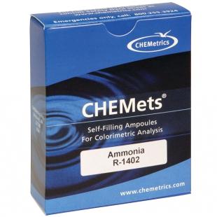 美国CHEMetrics R-1402型氨氮填充试剂盒