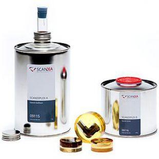 德国SCAN-DIA SCANDIPLEX系列环氧基冷镶嵌树脂组