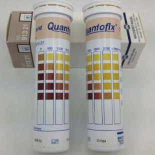 德国MN 91321型QUANTOFIX氯化物半定量测试条