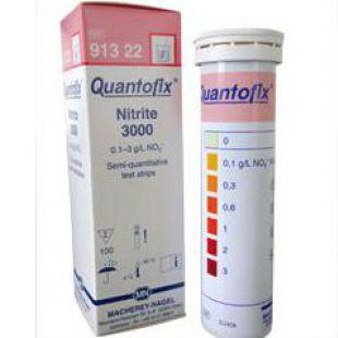 德國MN 91322型QUANTOFIX亞硝酸鹽(3000)半定量測試條