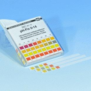 德国MN 92110型pH-Fix 0~14试纸