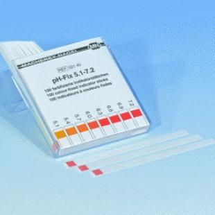 德国MN 92140型pH-Fix 5.1~7.2试纸