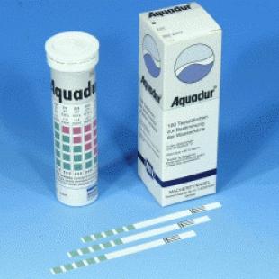 德国MN 91201型AQUADUR水硬度测试条