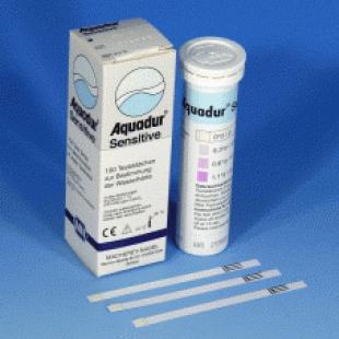 德国MN 91210型AQUADUR水硬度测试条