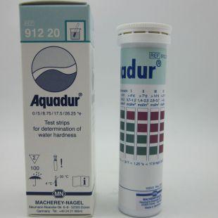 德国MN 91220型AQUADUR水硬度测试条