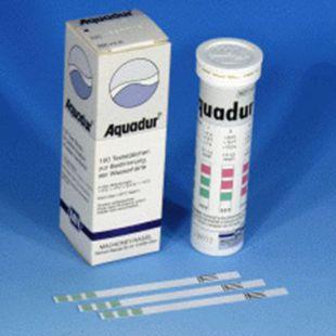 德国MN 91239型AQUADUR水硬度测试条