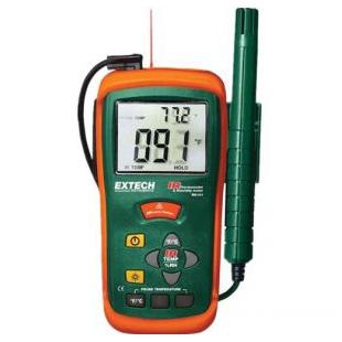美国Extech RH101型温湿仪+红外线温度计