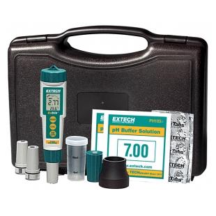 美国Extech EX900型4合1水质计套装(氯、pH、ORP、温度)