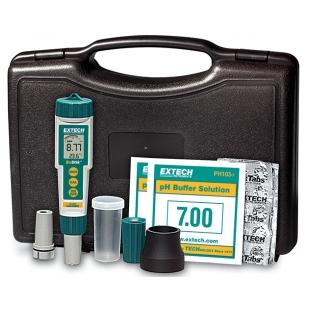 美国Extech EX800型3合1水质计套装(氯、pH、温度)