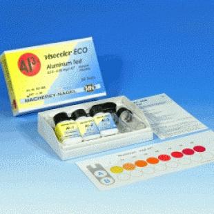 德国MN 931006型VISOCOLOR? ECO铝比色法测试套件