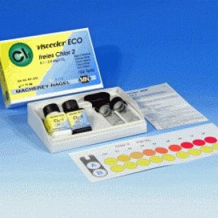 德国MN 931016型VISOCOLOR? ECO游离氯比色法测试套件