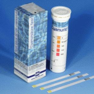 德国MN 90710型游泳池氰尿酸测试条