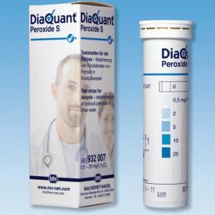 德国MN 932007型DiaQuant过氧化物S半定量测试条