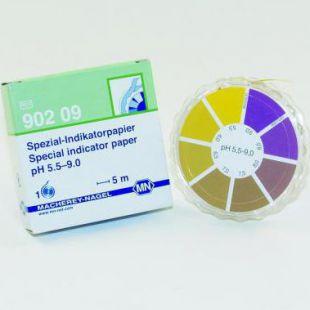 德国MN 90209型特殊指示纸 pH 5.5-9.0