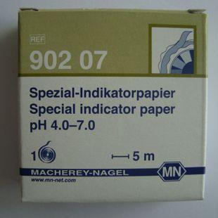 德国MN 90207型特殊指示纸 pH 4.0-7.0