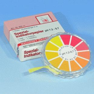 德国MN 90211型特殊指示纸 pH 7.2-9.7