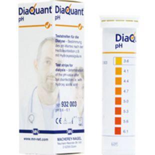 德国MN 932003型DiaQuant pH半定量测试条