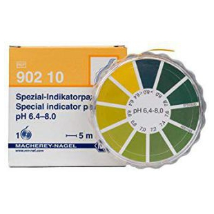 德国MN 90210型特殊指示纸 pH 6.4-8.0