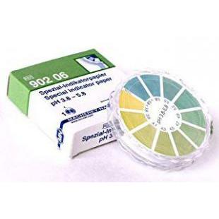 德国MN 90206型特殊指示纸 pH 3.8-5.8