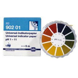 德国MN 90201型通用指示纸 pH 1-11