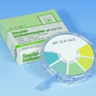 德国MN 90214型特殊指示纸 pH 12.0-14.0