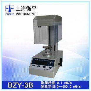 上海衡平 BZY-3 手动升降张力仪