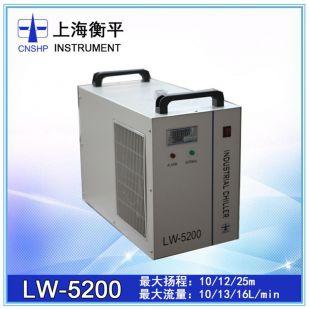 上海衡平LW-5200小型散热工业冷水机