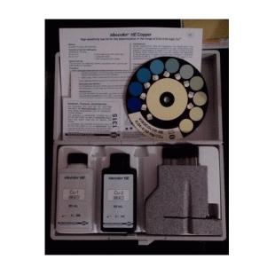 920050铜离子铜测试盒 重金属铜残留检测试剂盒WAK-CU