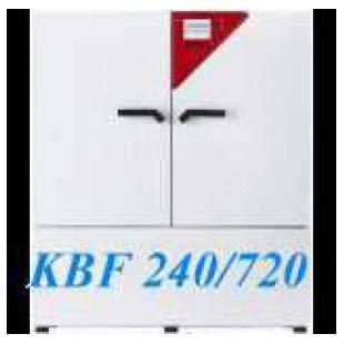德国宾德KBF115恒温恒湿箱