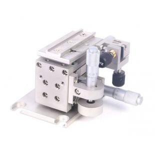卓立汉光  APFP-XYZT/XYZTL高精密光纤专用五维滑台