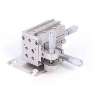 卓立漢光  APFP-XYZ高精密光纖專用三維滑臺