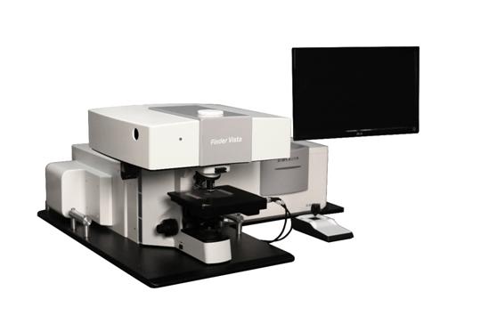 基于显微共焦拉曼光谱仪的人工合成流体包裹体分析